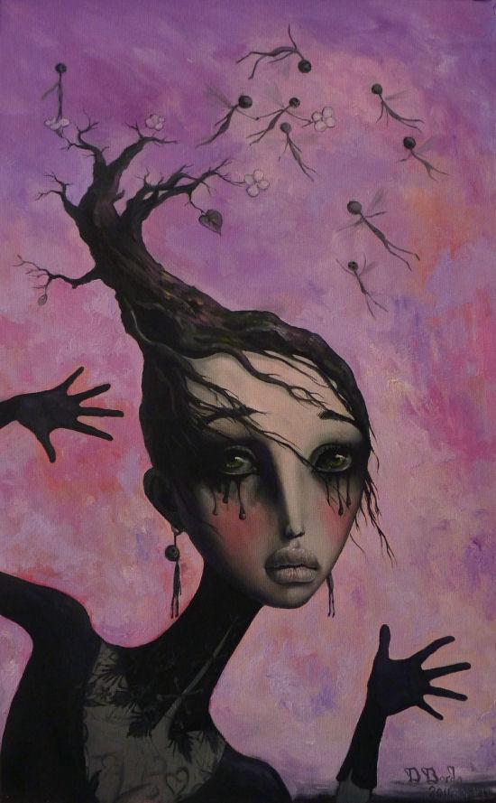 Astonishing surrealistic paintings of Adrian Borda