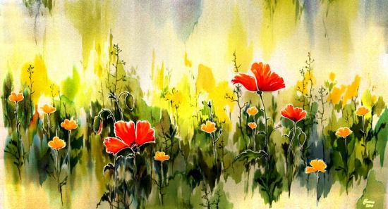 Amazing Paintings by Maria Kaminska