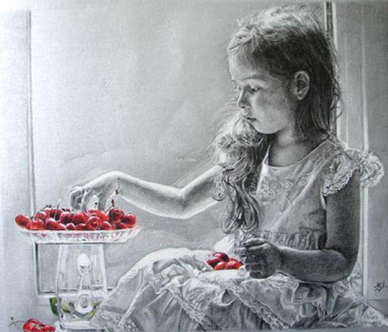 Beautiful paintings by Maria Zeldis
