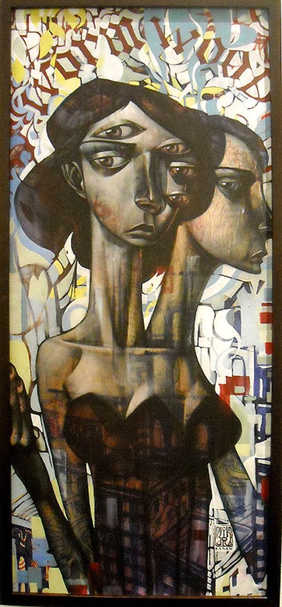 Paintings by John Park