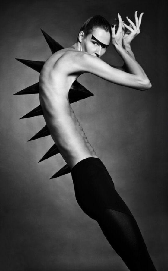 'Fantplastique' work by Ausra Osipaviciute