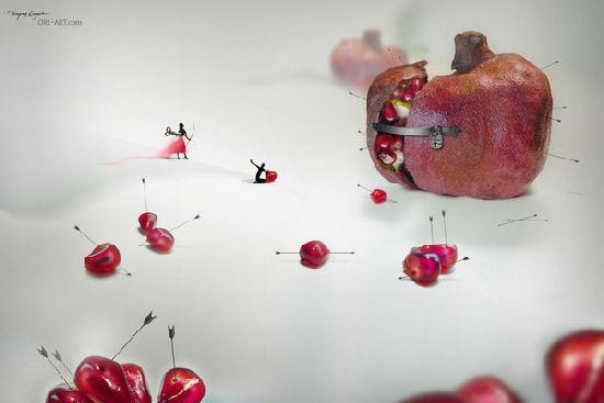 Super Microcosm in Macro Photography by Daria Balova