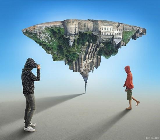 Ben Heine, fantastic artworks