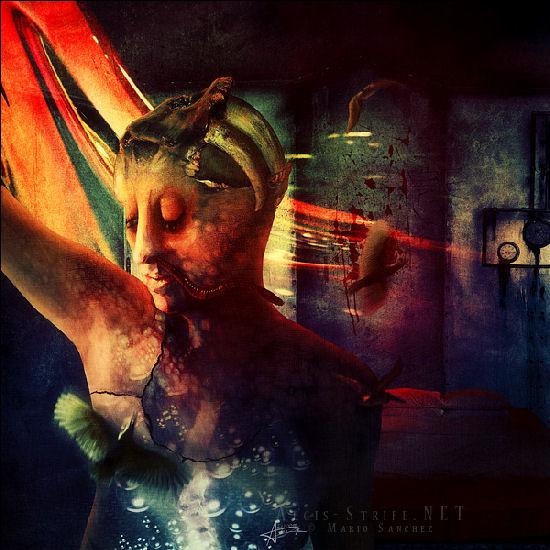Enigma and surreal atmosphere by Mario Sánchez