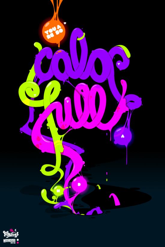 N.Joy_Flow.Typo By Samuel Sinaga