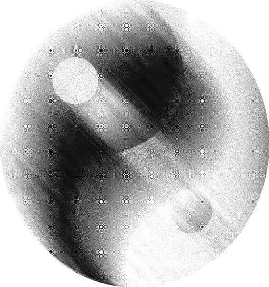 Inseparable, Yin and Yang by Attila Brushvox
