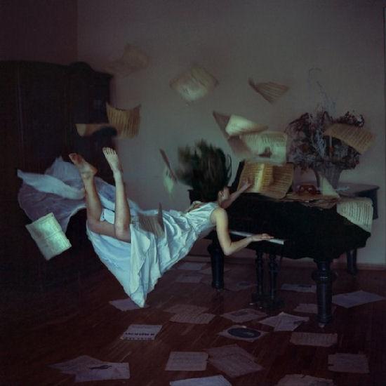 Levitation by Anka Zhuravleva