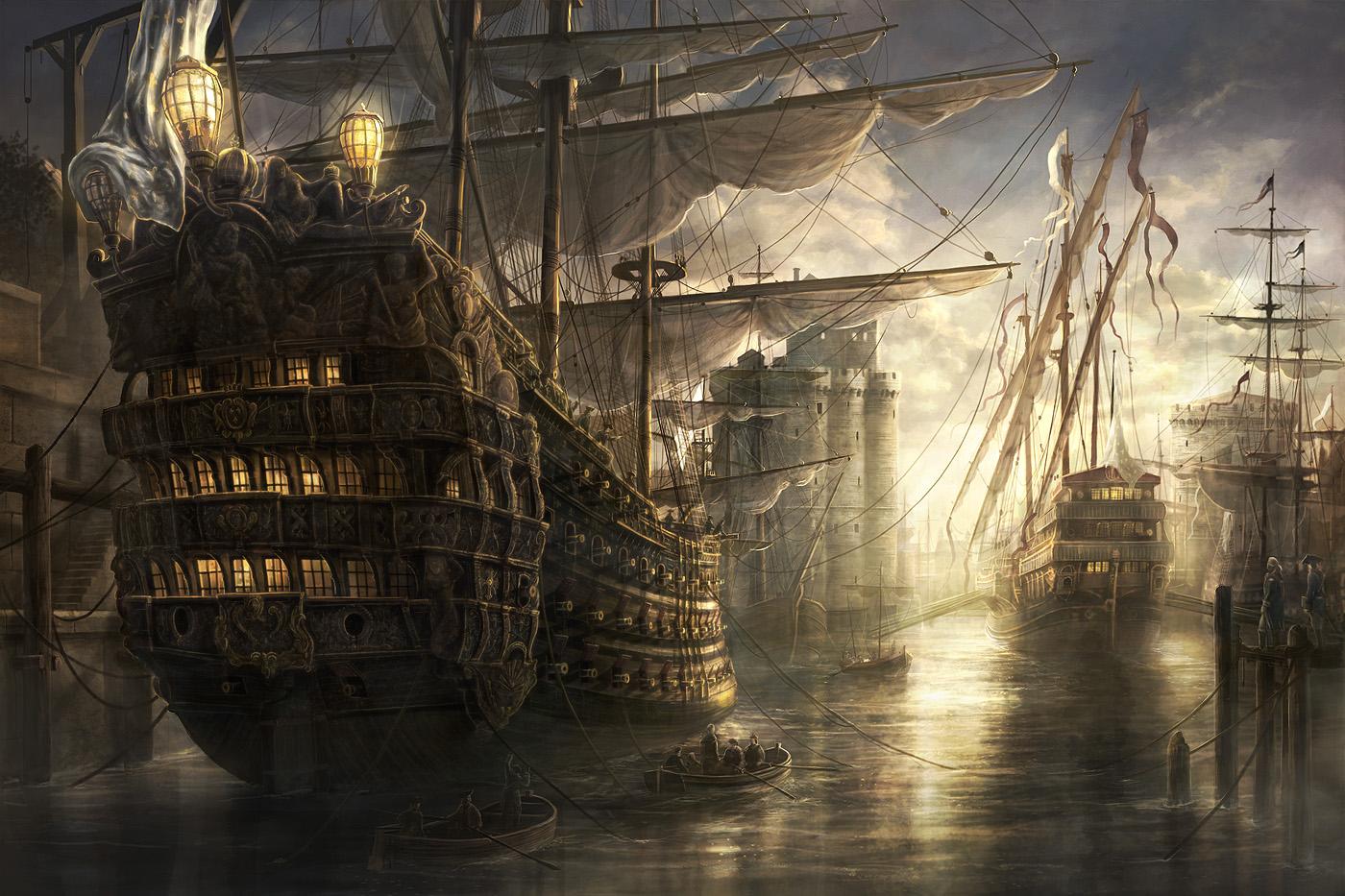 Impressive scenes from Rado Javor for Empire