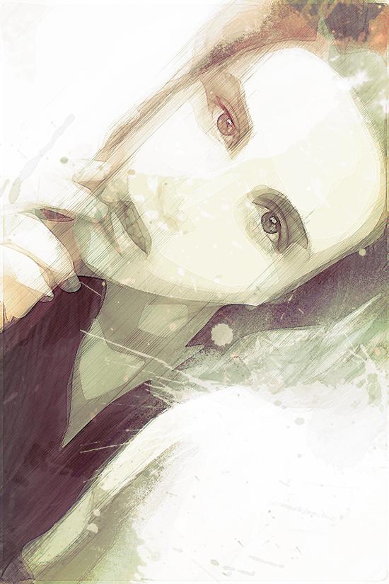 Digital art by Mika Makela