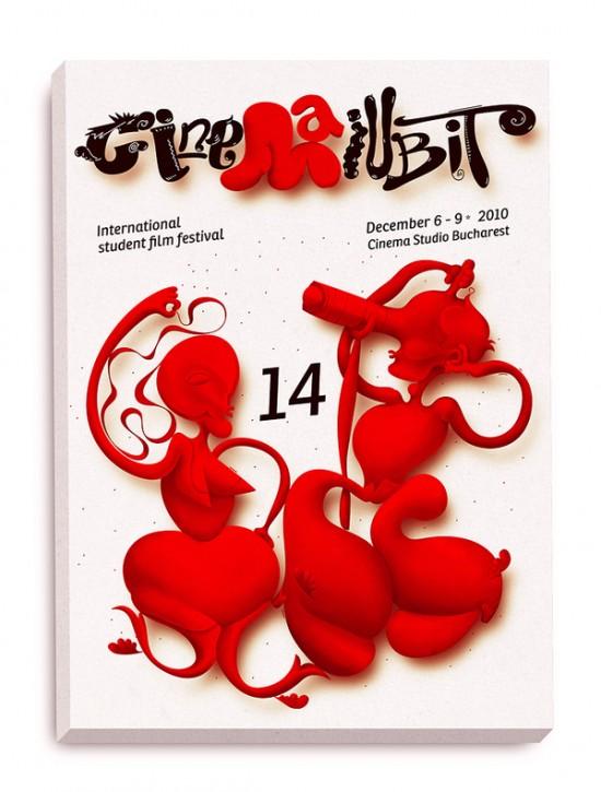 CineMaIubit 14th edition 2010