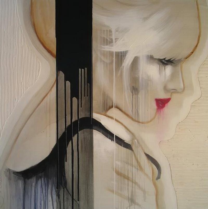 The mystery of the eternal feminine portrayed by Hans Jochem Bakker