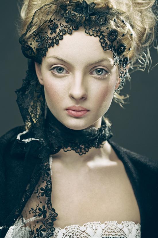"Joanna Kustra's beautiful photography, the ""paintings"" series"
