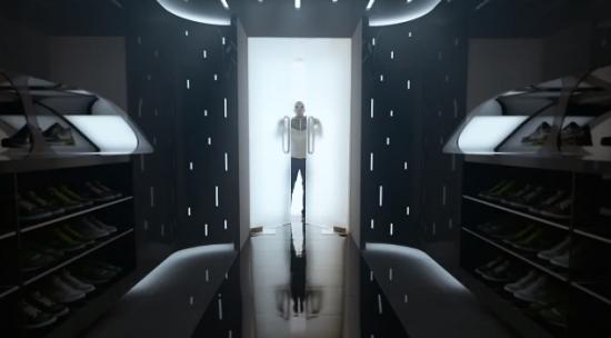 Nike Air Max Lunar commercial featuring Mario Balotelli