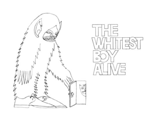 Sunday tune: The whitest boy alive - Golden cage
