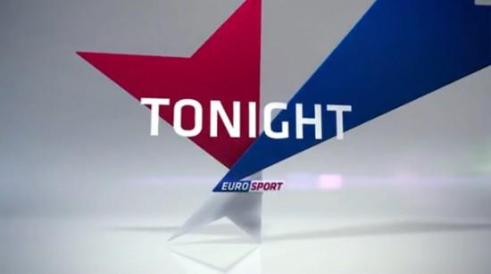 Impressive new EuroSport branding and TV idents