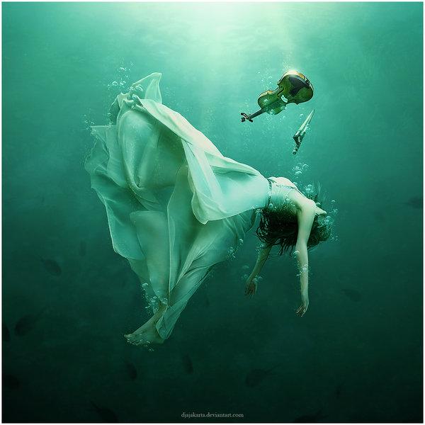 Between real and fantasy, photo manipulation by djajakarta