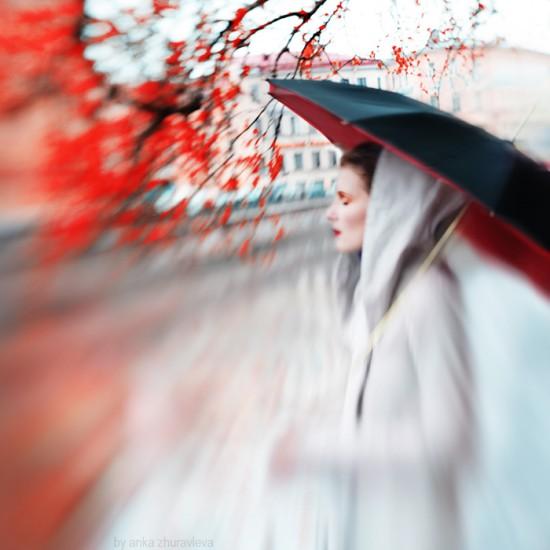 Distorted gravity by Anka Zhuravleva