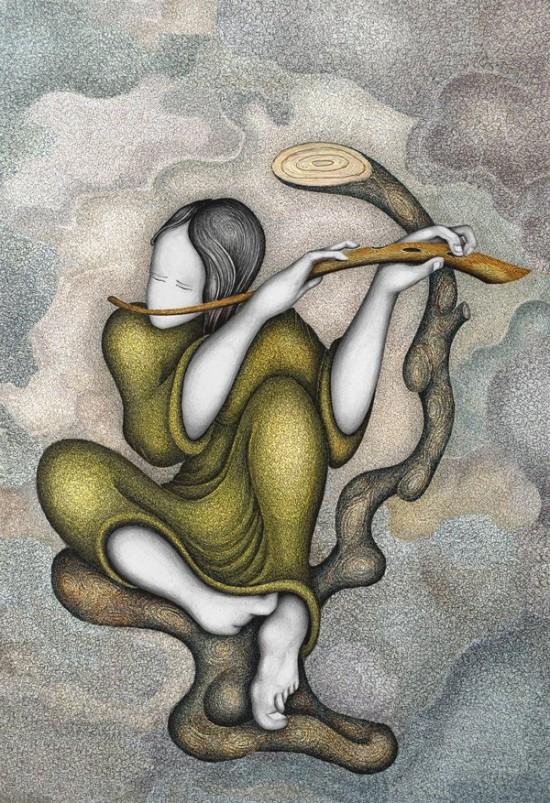 A remarkable style, paintings by Samundzhyan Karen Rafaelovich
