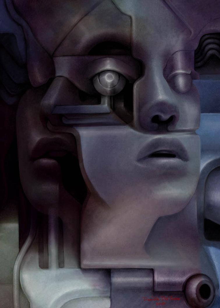 Daniele Del Rosso: Psicomemorie