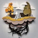 Amazing papercuts by Bomboland