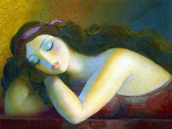 Music, the harmony of life: paintings by Raff Boyadjian