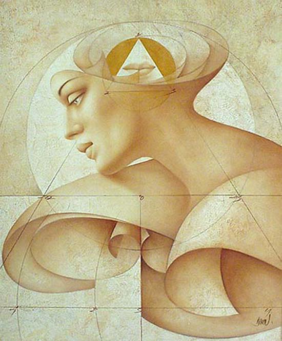 Outstanding artworks of Gérard Daran