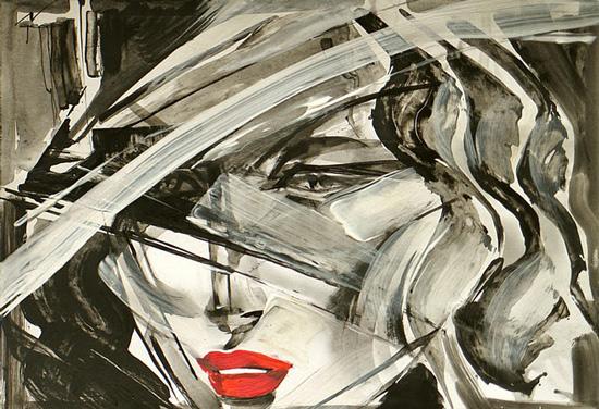 Paintings by Nady Gepp