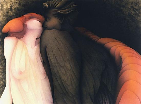 Marci McDonald: romance and sensuality in fine art