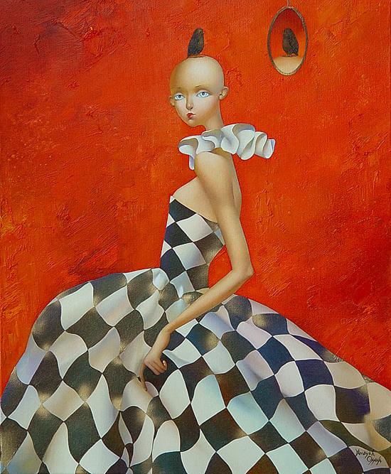 Paintings by Oxana Yambykh