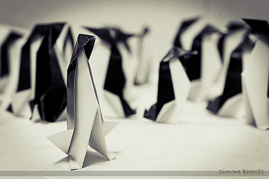 Very ingenious origami animals
