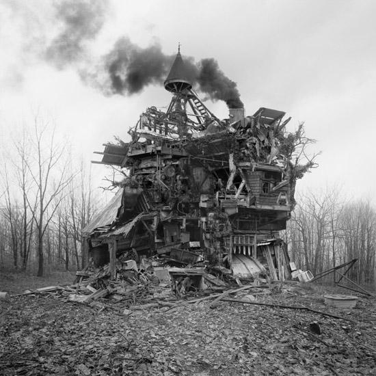 Phantasmagoric visions of Jim Kazanjian