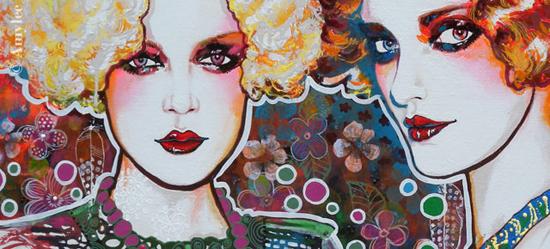 Amylee (Paris): fashion art spirit