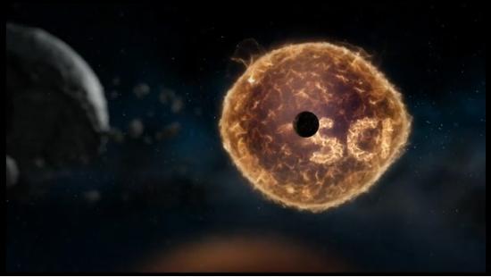 The unexpected, unique SCI Science Channel logo
