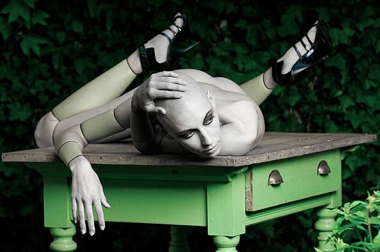 Weiss Christian, photo manipulation