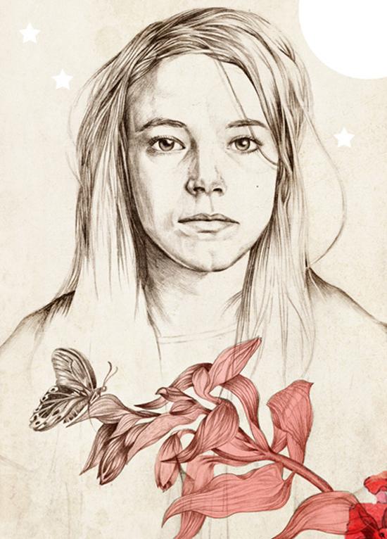 Angelika Peißker, illustration