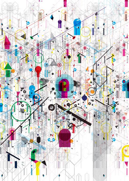 Virtual chaos by Diego Bellorin
