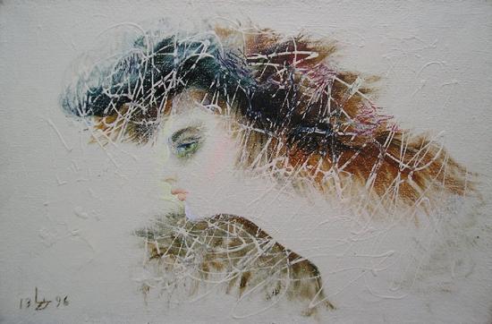 Fabulous works of Givi Siproshvili