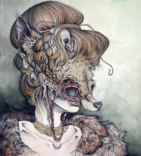 Contemporary Mythology by Caitlin Hackett