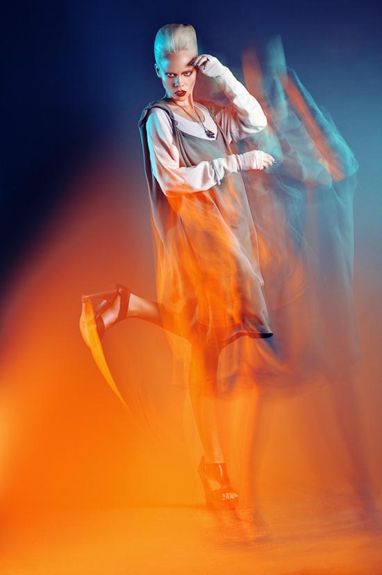 Fashion and beauty photographer Yulia Gorbachenko: On fire
