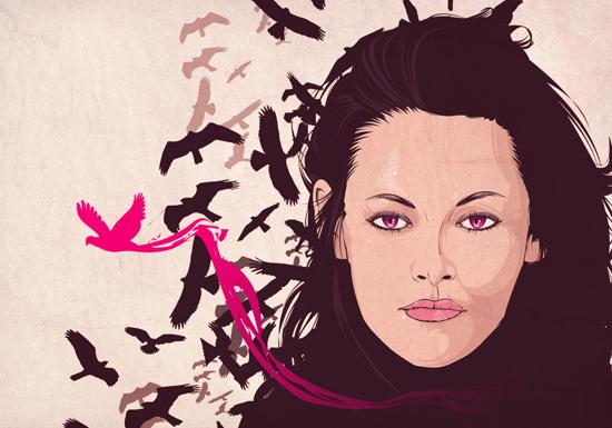 Color and style, illustration by Pablo Jeffer Da Silva