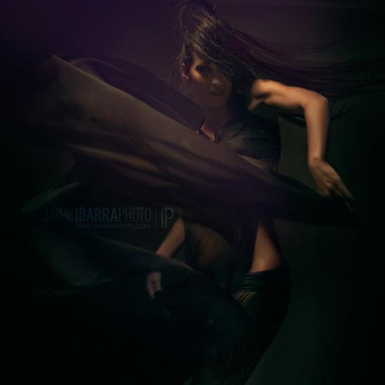 Jaime Ibarra, professional portrait and art photographer