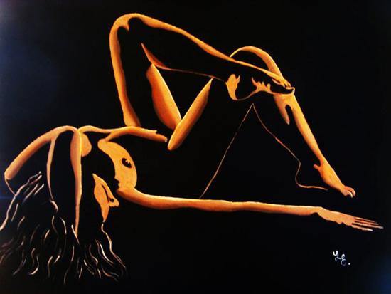 Luc Eisinger, paintings