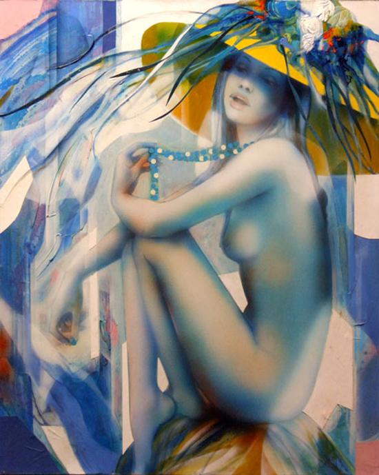 Jean-Baptiste Valadié, paintings