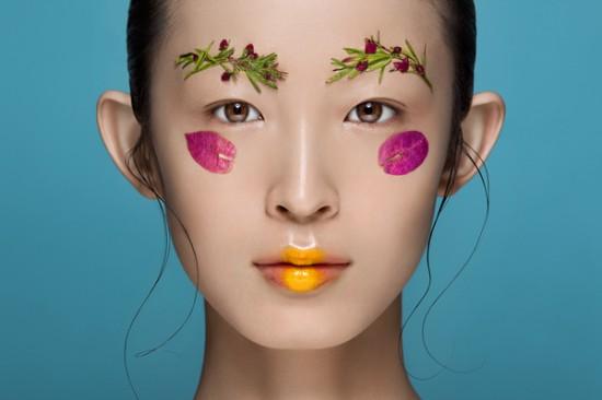Flower paradise by Yulia Gorbachenko