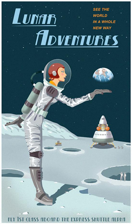 Travel the Solar System by Steve Thomas