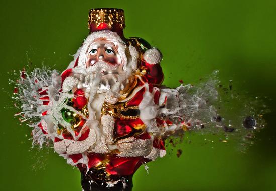 The war against Christmas by Alan Sailer