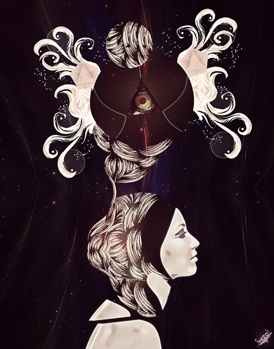 Illustration by Nikolai Nowolodski