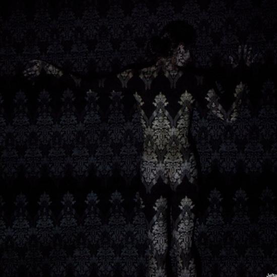 Body lighting - Wall, project by Jefta Hoekendijk