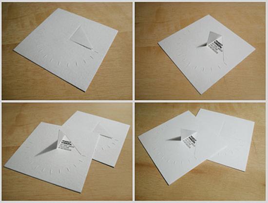200+ creative business cards. Part 1: 25+ unusual ideas