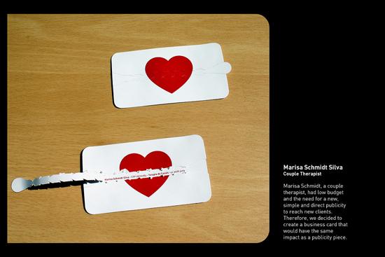 200+ creative business cards. Part 3: 50+ original concepts